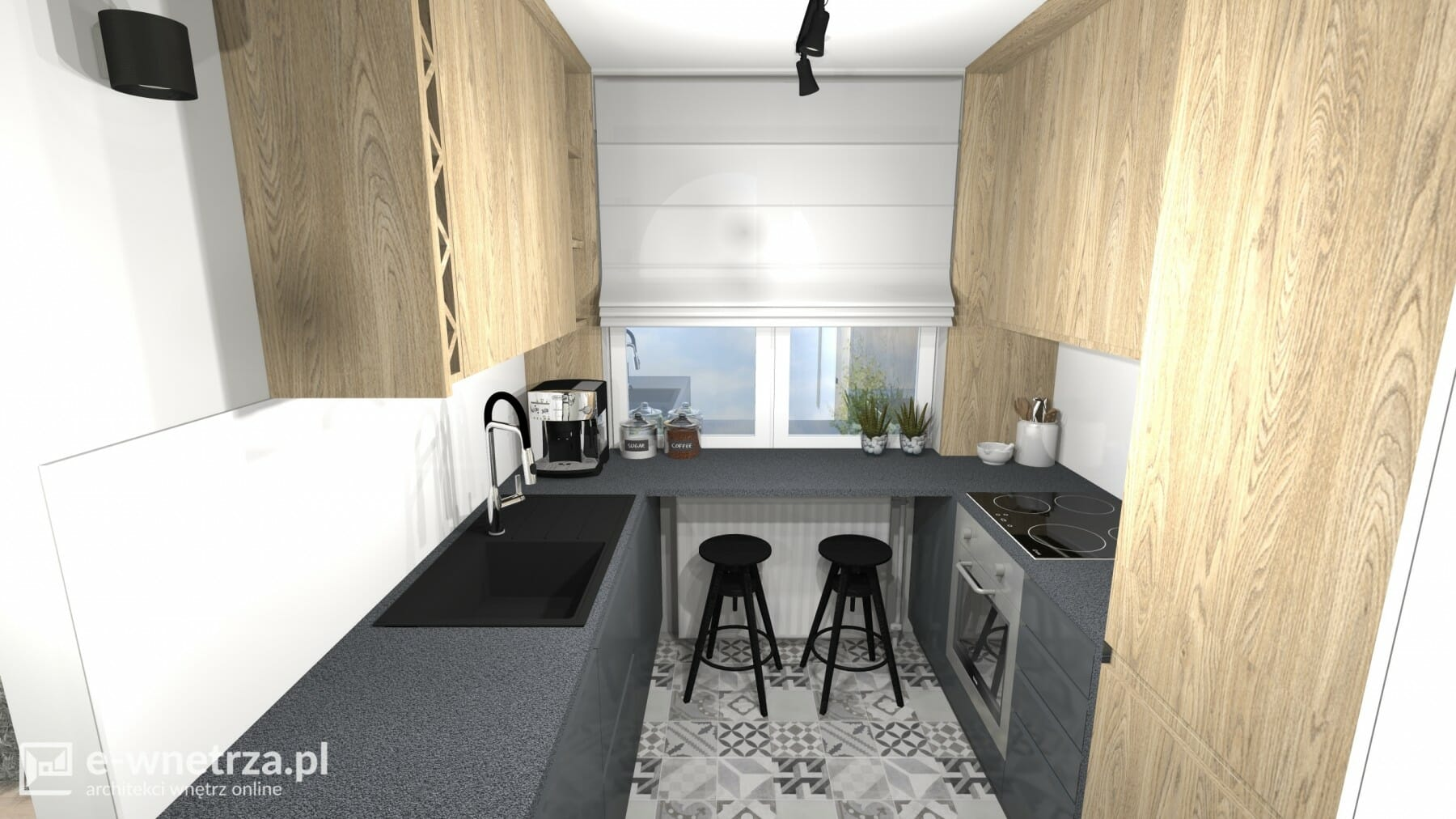 Projekt Salonu Projekt Kuchni Projekty E Wnetrza Pl